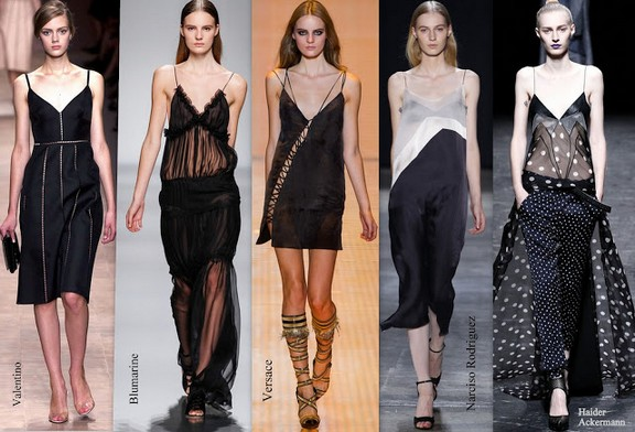 Как сшить платье-комбинацию своими руками