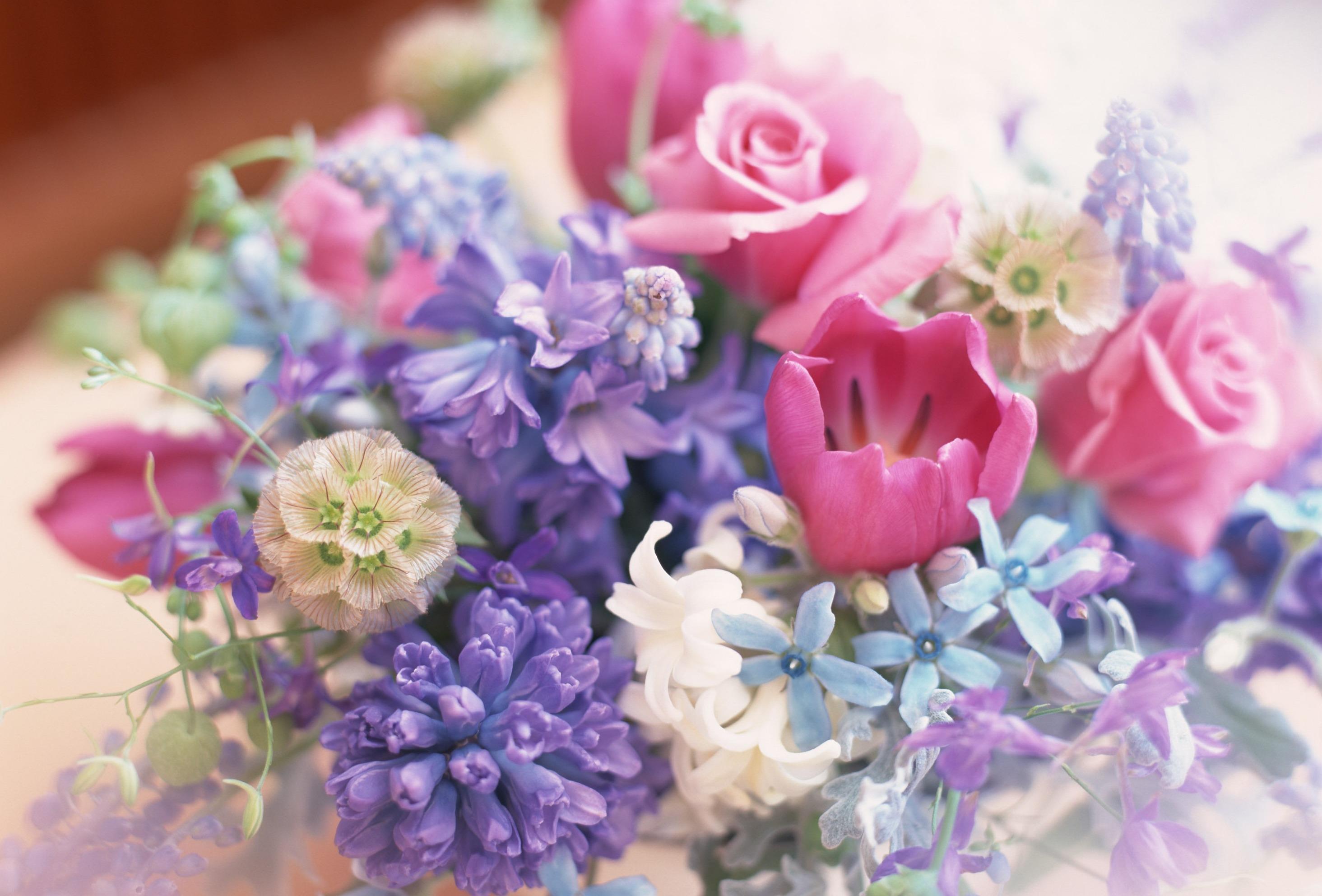 цветочная тайнопись