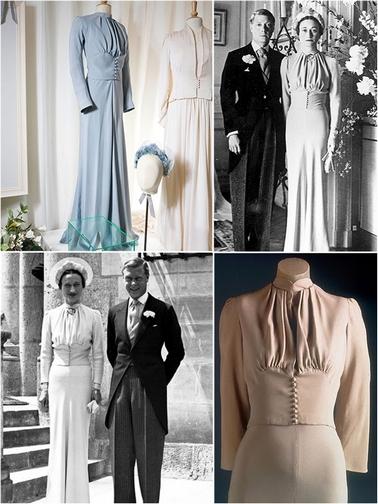 Мода 20х - 30х годов прошлого столетия