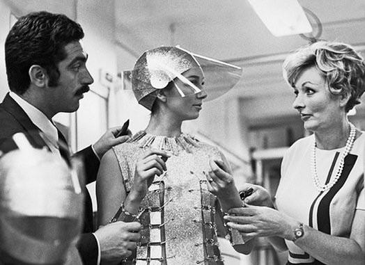 Мода 60 - х годов прошлого столетия