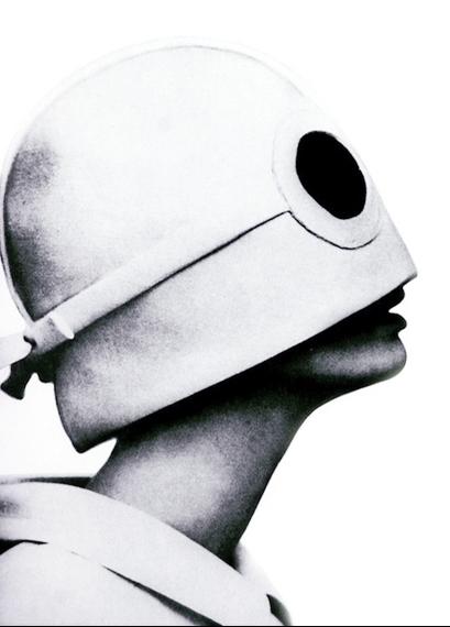 Футуристический шлем