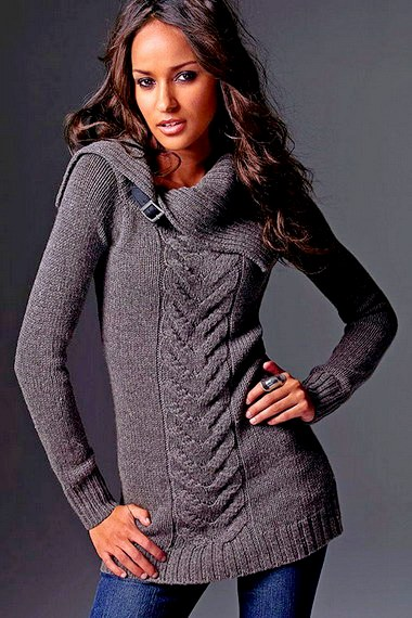 Как  правильно  выбрать  свитер