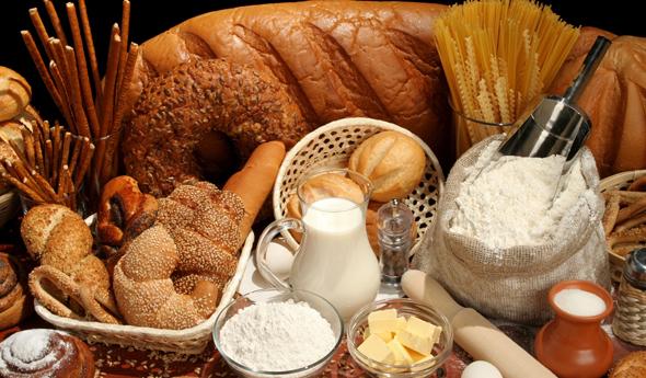 Хлеб  как  еда