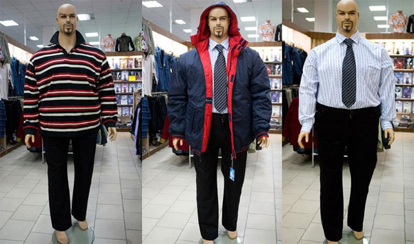 Стильная Мужская Одежда Для Полных Мужчин