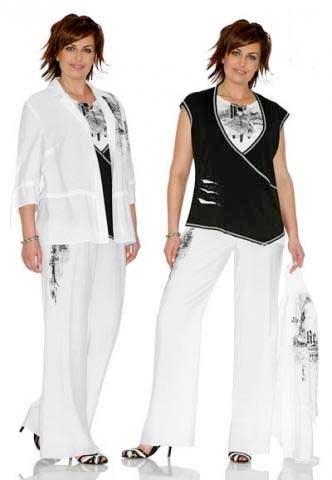 Женский гардероб в зрелом возрасте