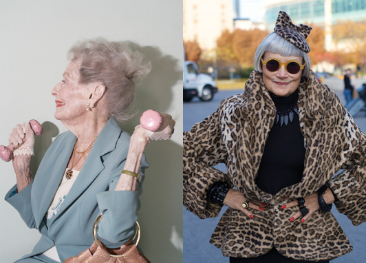 Что делает женщину старше