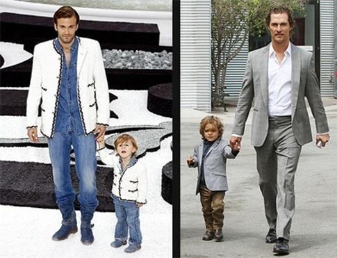 Одежда в стиле Family look
