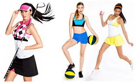 Стиль фитнес