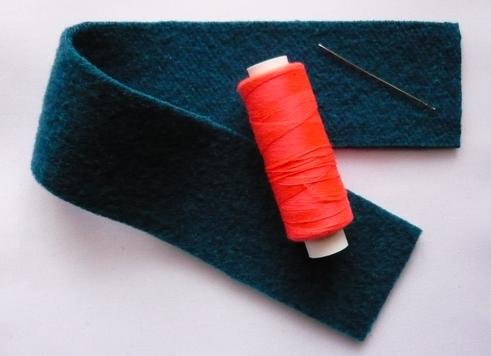 Как сделать оверлочный шов вручную