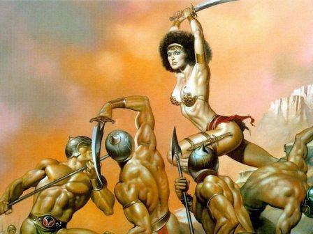 Легендарные амазонки. Миф или реальность?