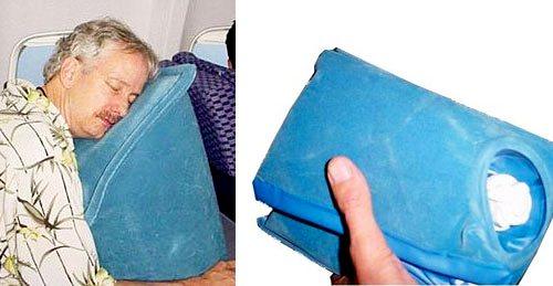 Необычные подушки гаджеты