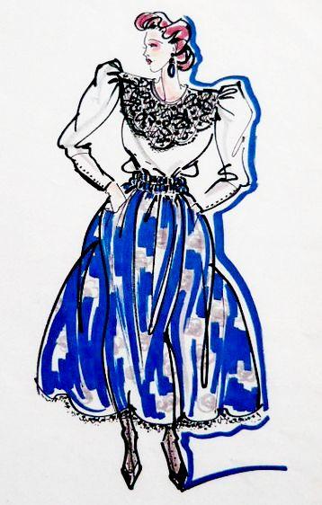 Пышная юбка без выкройки