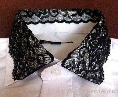 Варианты использования белой рубашки в женском гардеробе