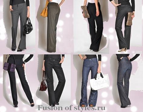 Как правильно выбрать брюки