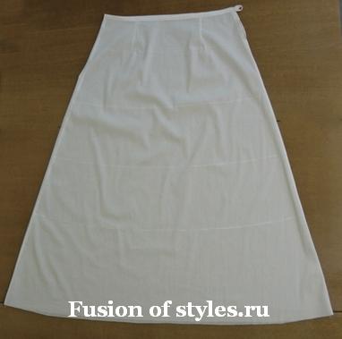 Подъюбник для платья в стиле нью лук