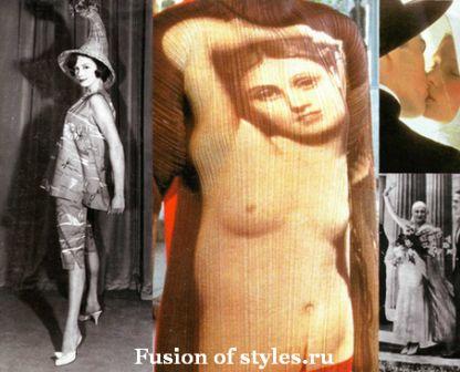 Итальянская мода 80-х годов прошлого столетия