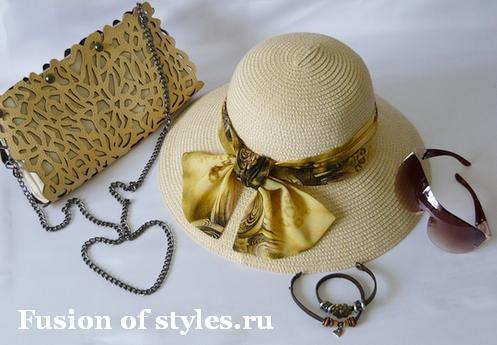 Как украсить шляпу своими руками