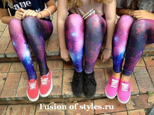 Космический стиль