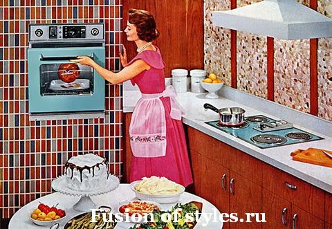 Домашняя одежда в женском гардеробе