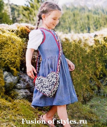 Детская сумочка для девочки