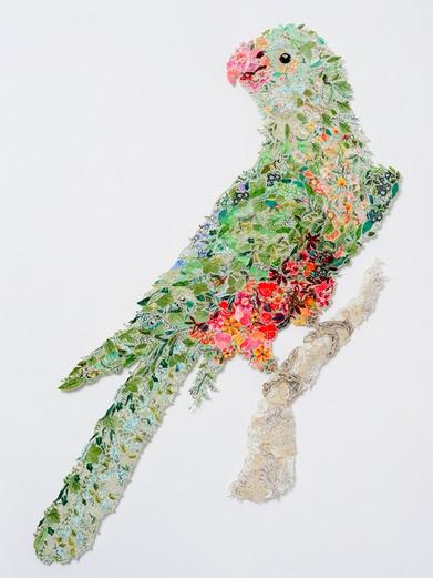 Творческие фантазии Луизы Сакстон
