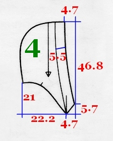 Женский анорак из трикотажа