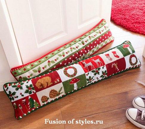 Как утеплить дом изнутри при помощи подушек