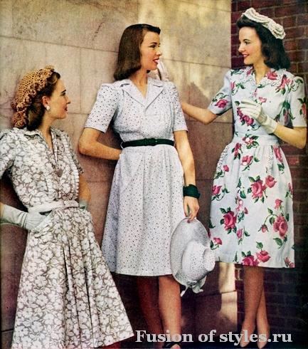Одежда в стиле 80-х годов в современном гардеробе