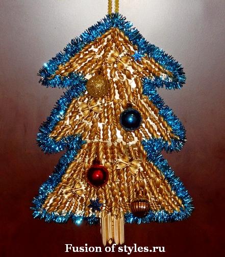 Декоративные подсвечники к Новому году
