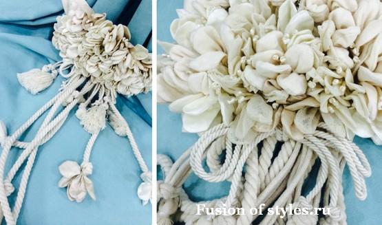 Вязание спицами варежек схема и описание из Vogue Knitting