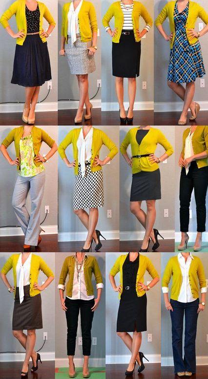 Теперь Вы знаете, как создать разнообразные комплекты женской одежды из небольшого  количества вещей при минимальных затратах. 1b479e545ee