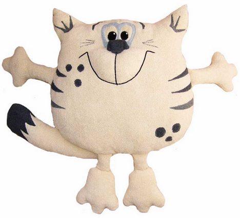 Мягкие игрушки - подушки для детской комнаты