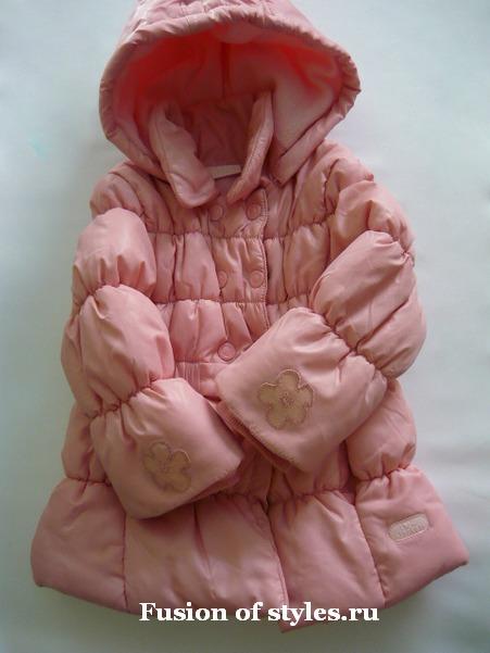 Ремонт детской куртки своими руками
