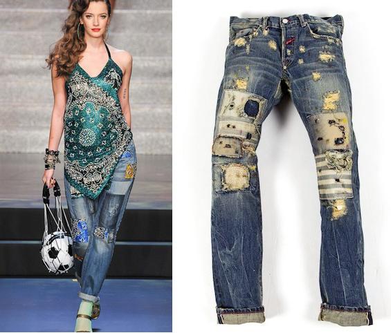 Актуальные тренды джинсовой моды 2016 года