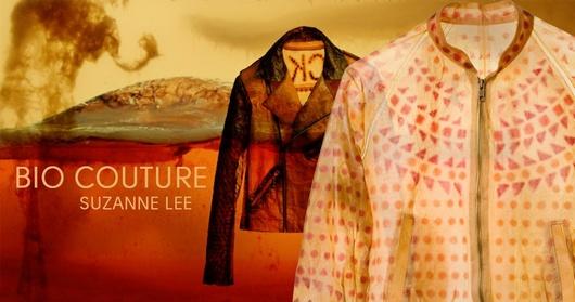 Эко одежда из микробной целлюлозы от Сюзанны Ли
