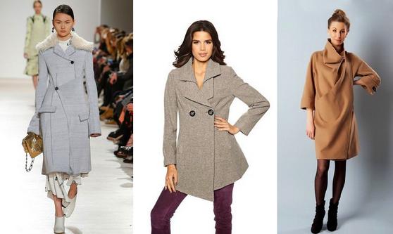 Ассиметричная одежда – тренд осени 2016 года