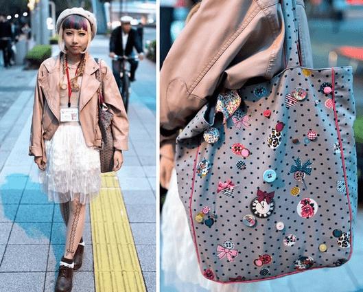 Японский street style