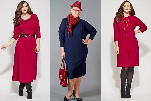 Трикотажные вещи в женском осеннем гардеробе