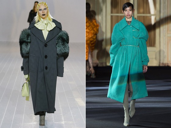 Модные пальто осень зима 2016 2017