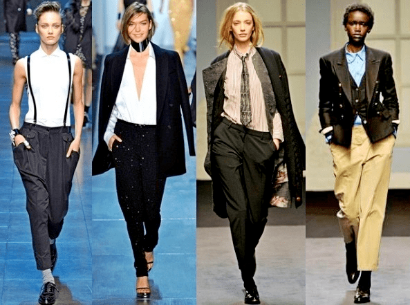 Тренды женской моды в 2017 году