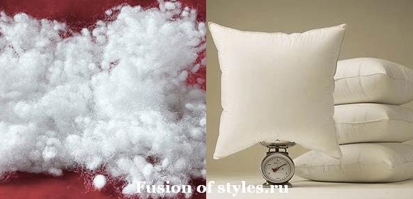 Синтетические материалы. Что такое холлофайбер