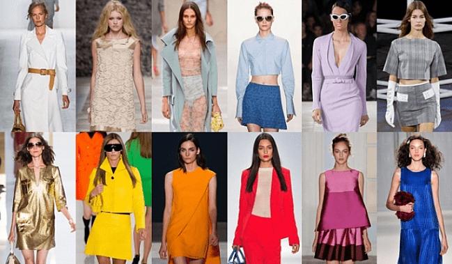 Модные тренды весны 2018 года